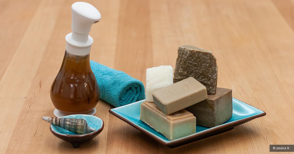 do it yourself fl ssigseife herstellen waschb r magazin. Black Bedroom Furniture Sets. Home Design Ideas