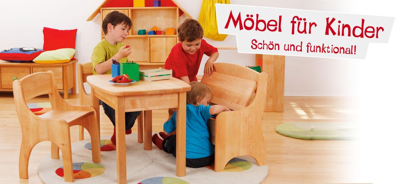 bio kinderm bel aus holz online kaufen bei waschb r. Black Bedroom Furniture Sets. Home Design Ideas