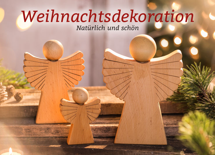 weihnachtsdekoration online bestellen bei waschb r. Black Bedroom Furniture Sets. Home Design Ideas