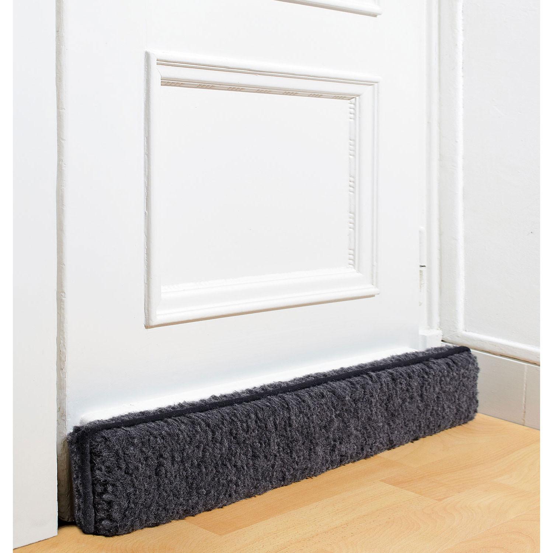 t r zugluftstopper anthrazit. Black Bedroom Furniture Sets. Home Design Ideas