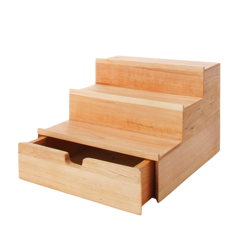 gew rzregal treppe. Black Bedroom Furniture Sets. Home Design Ideas