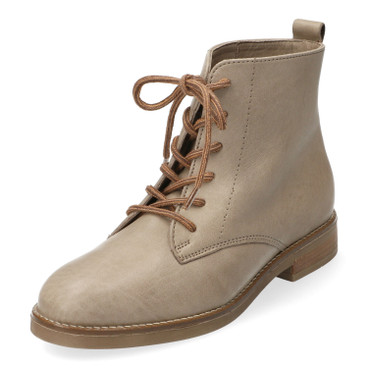 Stiefelette, taupe