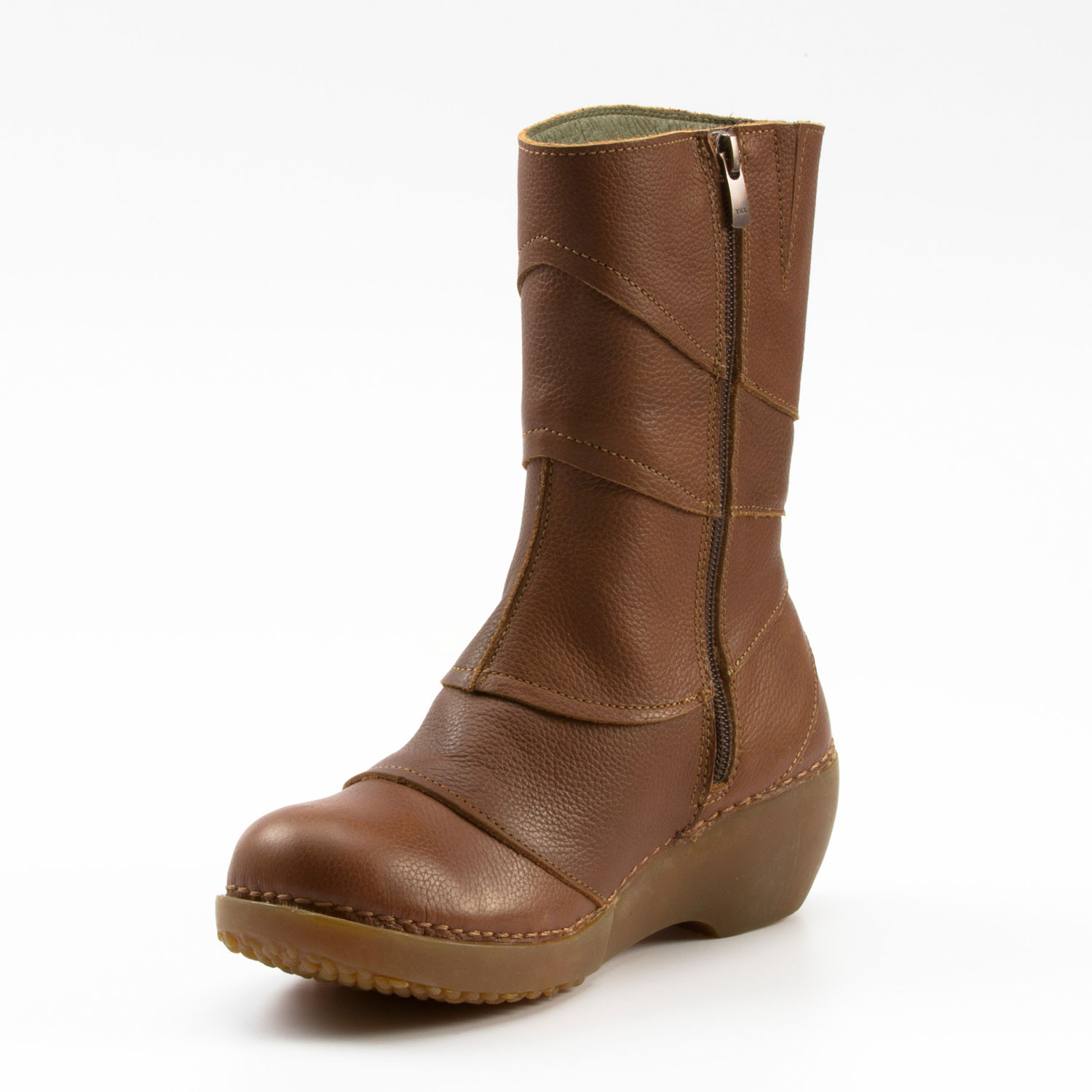 "Stiefel ""Tricot"", holz"