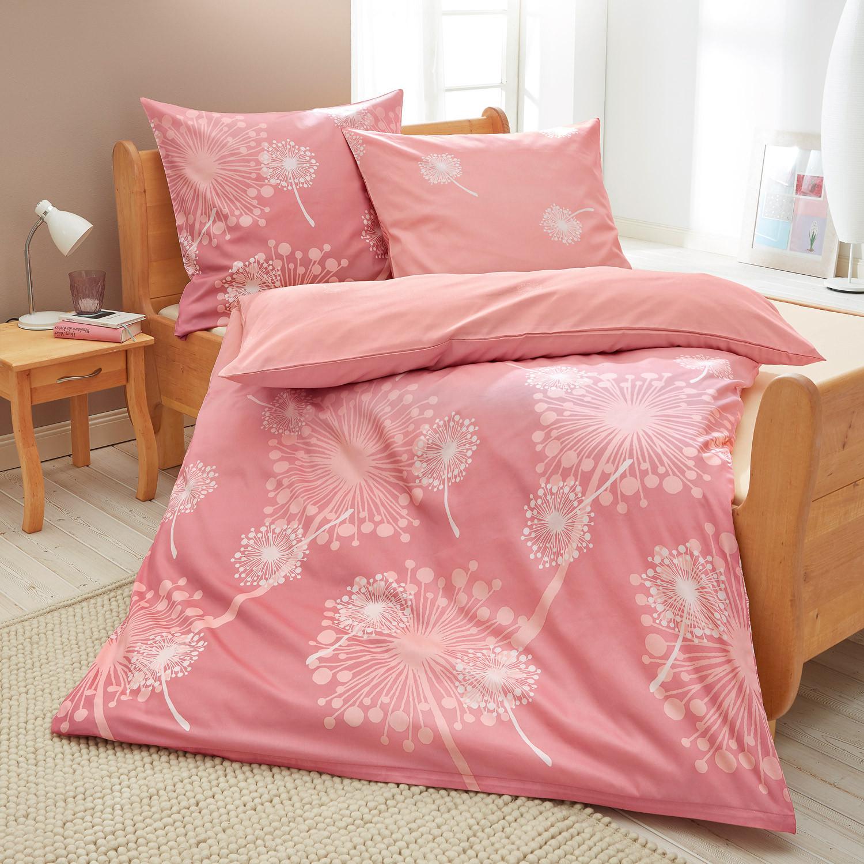 bio biber bettw sche garnitur 2 tlg rosenholz. Black Bedroom Furniture Sets. Home Design Ideas