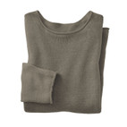 LI-BW-Pullover, taupe