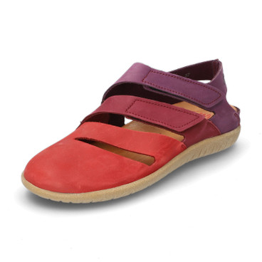 Sandale BOSTON, rot/multicolor