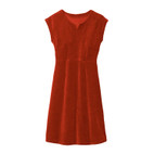 Nicki-Kleid 1/2Arm kurz, ton