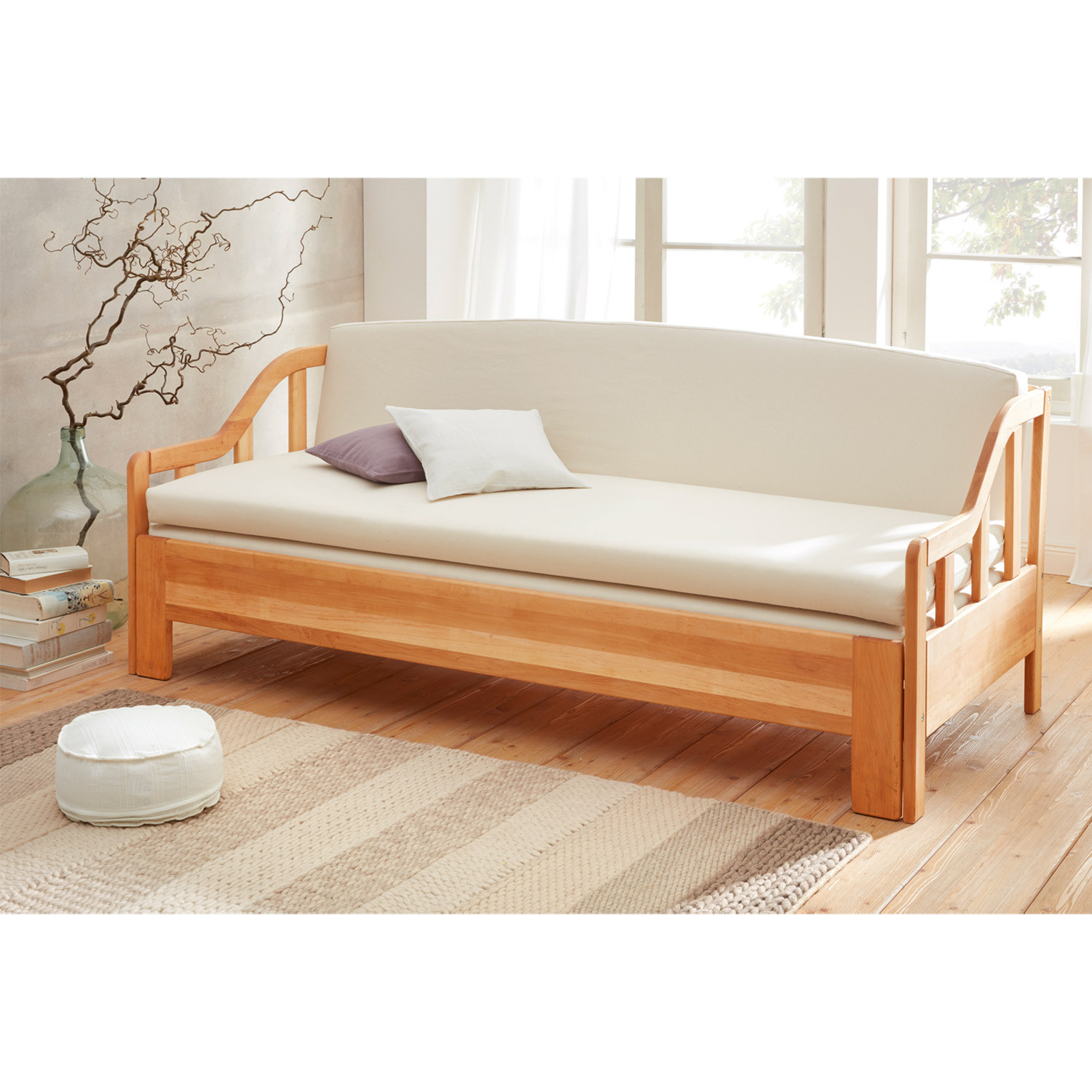 Daybed, anthrazit
