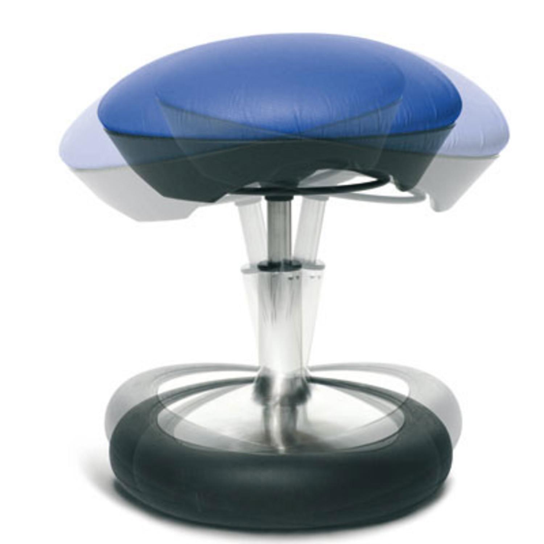 Schreibtisch hocker ergonomisch  Kids-Hocker, blau