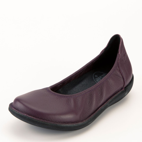 "Ballerina ""Natural"", plum"