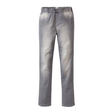 Bio-Jeggings, grey-washed