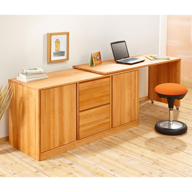 schreibtisch kommode. Black Bedroom Furniture Sets. Home Design Ideas