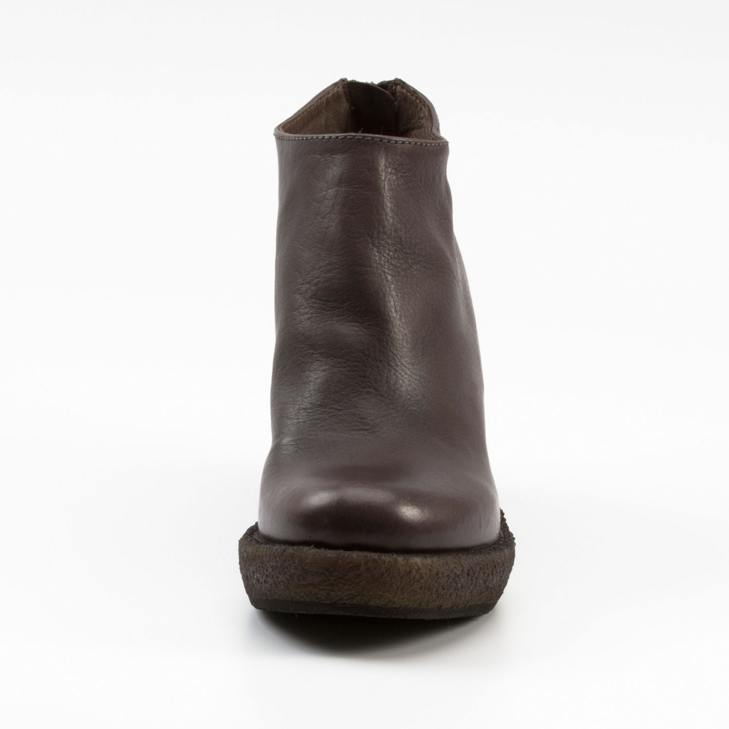 Ankle-Bootie, anthrazit