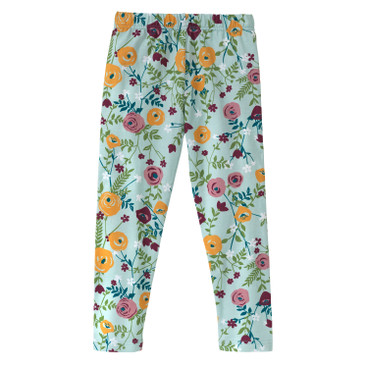 Leggings, Blumen