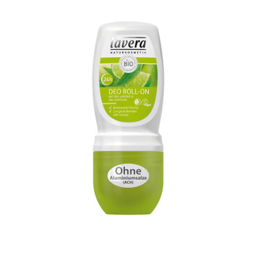Deo Roll-on Bio-Limone & Bio-Verveine, 50 ml
