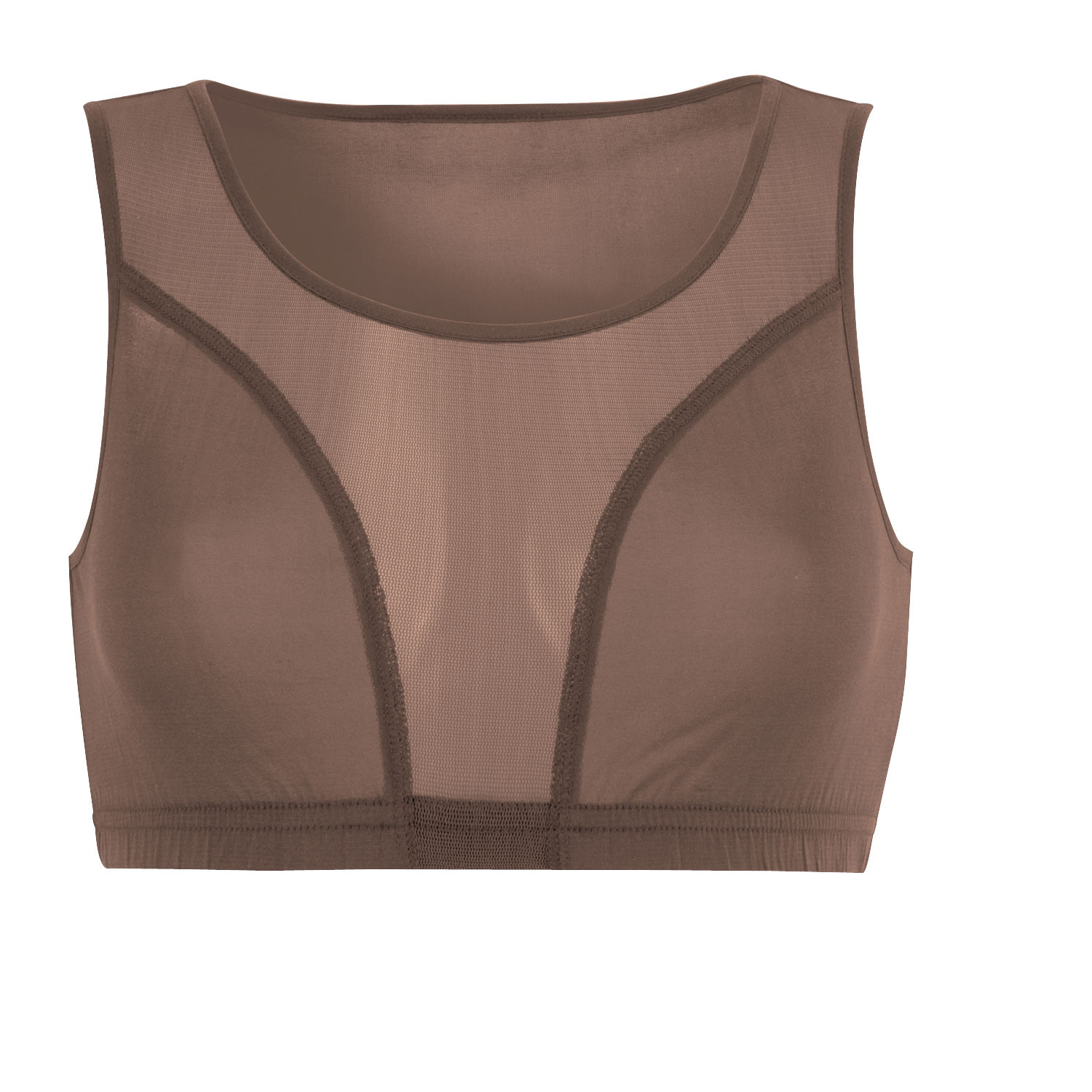 Bustier, taupe