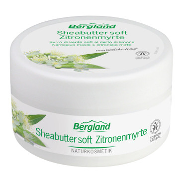 Sheabutter soft Zitronenmyrte 125 ml