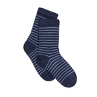 Kindersocken, blau