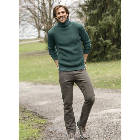 HempAge Herren Cargo-Hose robust und angenehm Hanf//Bio-Baumwolle