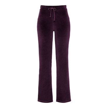 Nicki-Hose aus Bio Baumwolle, purple