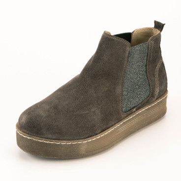Chelsea-Boot, taupe
