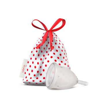 Menstruationstasse LadyCup®, transparent