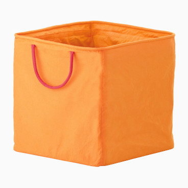 Regaltasche, orange
