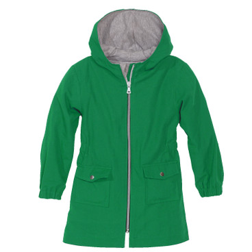 Outdoor-Parka Bionic-Finish Eco, grasgrün