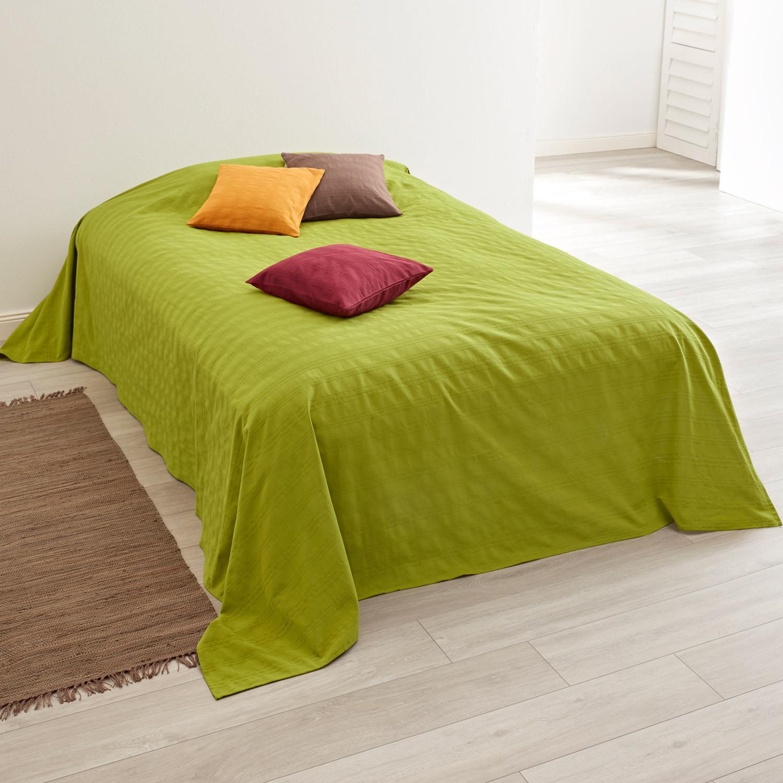 tagesdecke aus bio baumwolle burgund. Black Bedroom Furniture Sets. Home Design Ideas