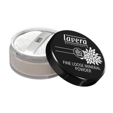 Fine loose Mineral Powder - Transparent, 8 g