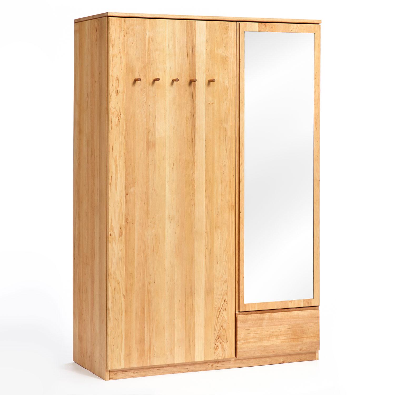 universalschrank aus erlenholz. Black Bedroom Furniture Sets. Home Design Ideas