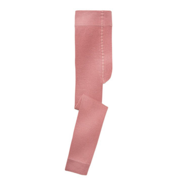 Kinderleggings aus Bio-Baumwolle, rose