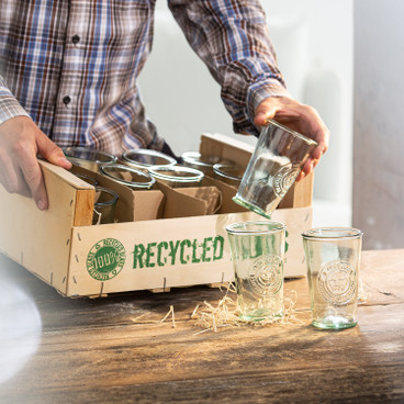 Recycling-Glas