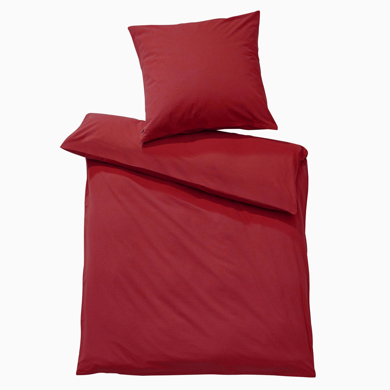 bio seersucker bettw sche programm ziegel. Black Bedroom Furniture Sets. Home Design Ideas
